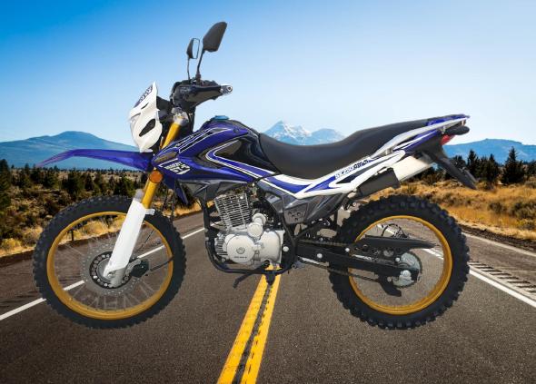 Мотоцикл Senke Desert GY-5